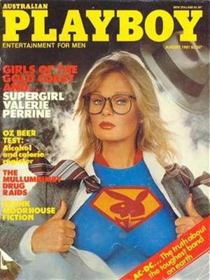Playboy Australia - Aug 1981