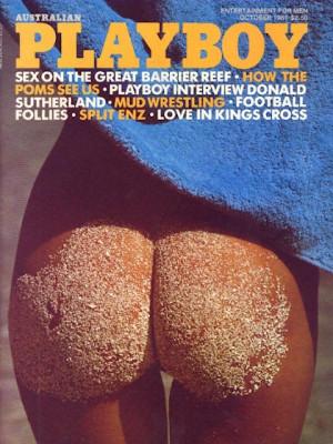 Playboy Australia - Oct 1981