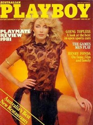 Playboy Australia - Jan 1982