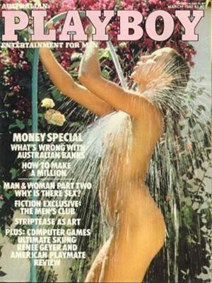 Playboy Australia - Mar 1982