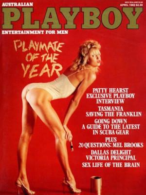 Playboy Australia - Apr 1982