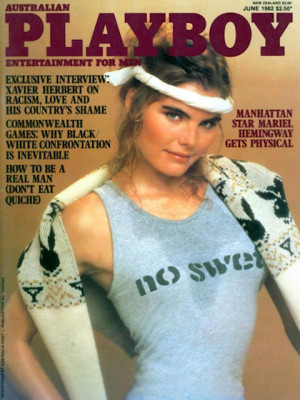 Playboy Australia - Jun 1982
