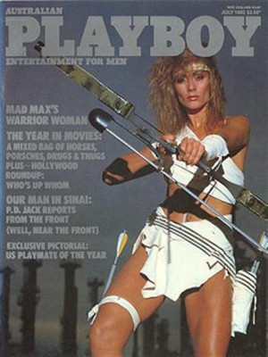 Playboy Australia - Jul 1982