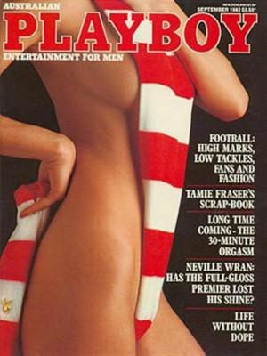 Playboy Australia - Sep 1982