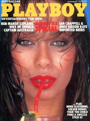 Playboy Australia - Nov 1982