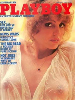 Playboy Australia - Jan 1983