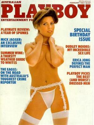 Playboy Australia - Feb 1983