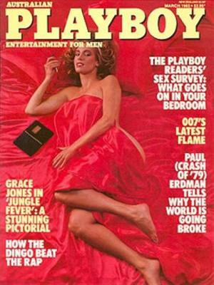 Playboy Australia - Mar 1983