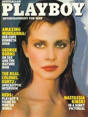 Playboy Australia - Jul 1983