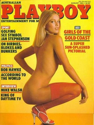 Playboy Australia - Aug 1983