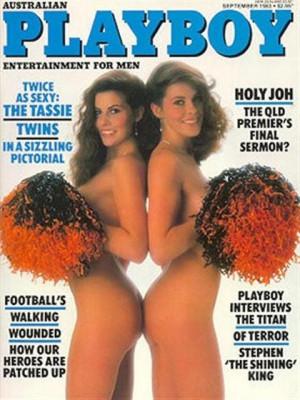 Playboy Australia - Sep 1983