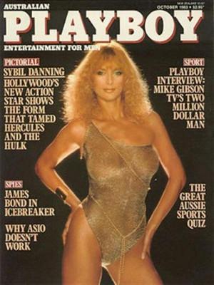 Playboy Australia - Oct 1983
