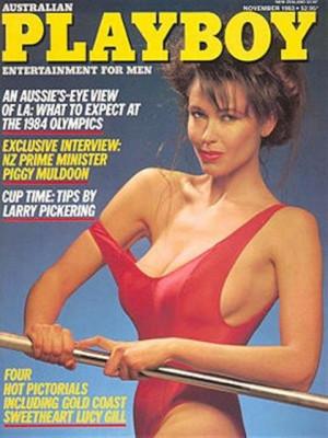 Playboy Australia - Nov 1983