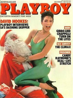 Playboy Australia - Dec 1983