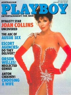 Playboy Australia - Jan 1984