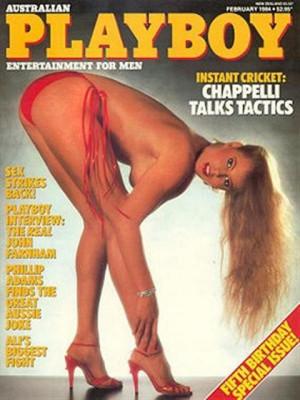 Playboy Australia - Feb 1984