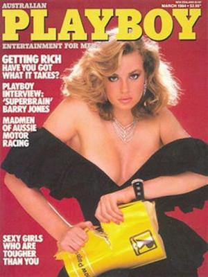 Playboy Australia - Mar 1984