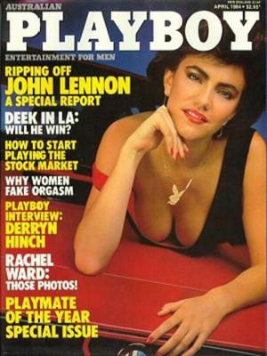 Playboy Australia - Apr 1984