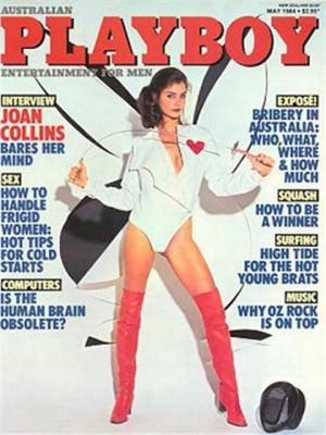 Playboy Australia - May 1984