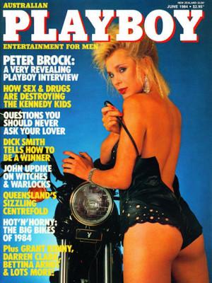 Playboy Australia - Jun 1984