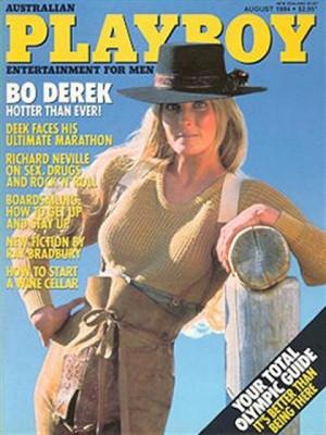 Playboy Australia - Aug 1984