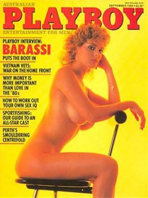 Playboy Australia - Sep 1984