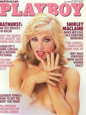 Playboy Australia - Oct 1984
