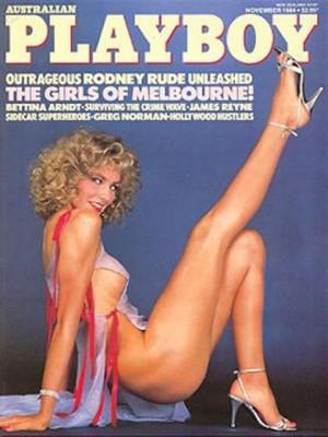 Playboy Australia - Nov 1984