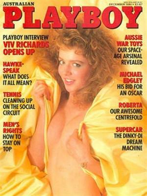 Playboy Australia - Dec 1984
