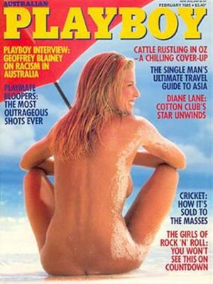 Playboy Australia - Feb 1985