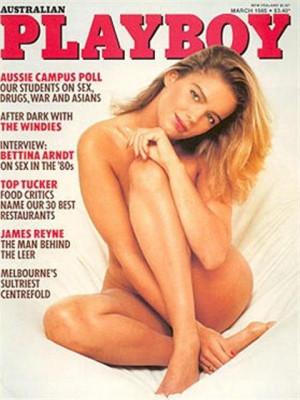 Playboy Australia - Mar 1985