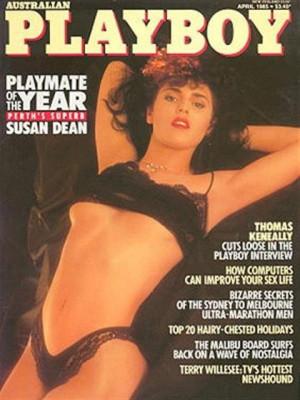 Playboy Australia - Apr 1985
