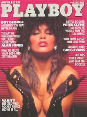 Playboy Australia - Jun 1985