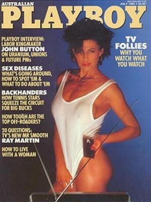Playboy Australia - Jul 1985