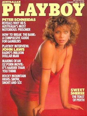 Playboy Australia - Aug 1985