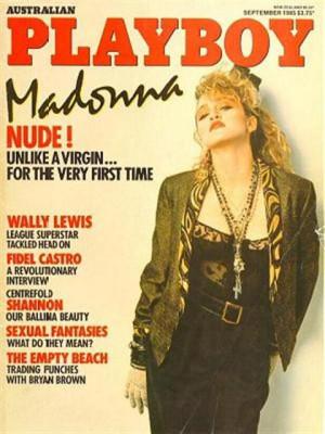 Playboy Australia - Sep 1985