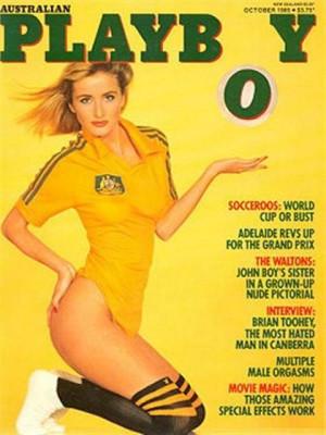 Playboy Australia - Oct 1985