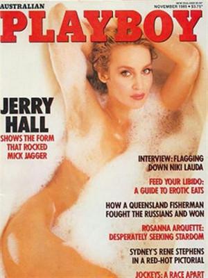 Playboy Australia - Nov 1985