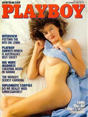 Playboy Australia - Dec 1985