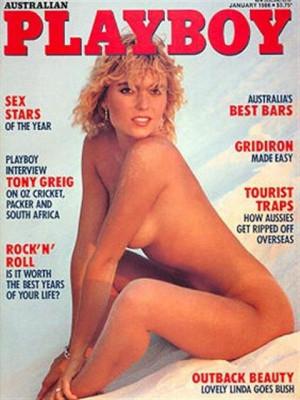 Playboy Australia - Jan 1986