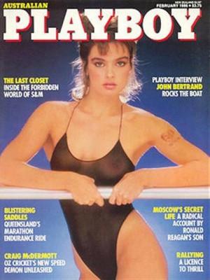 Playboy Australia - Feb 1986