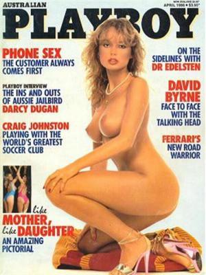 Playboy Australia - Apr 1986
