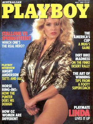 Playboy Australia - May 1986