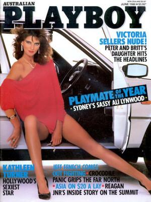 Playboy Australia - Jun 1986