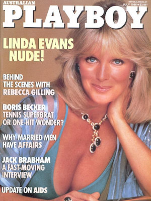 Playboy Australia - Jul 1986
