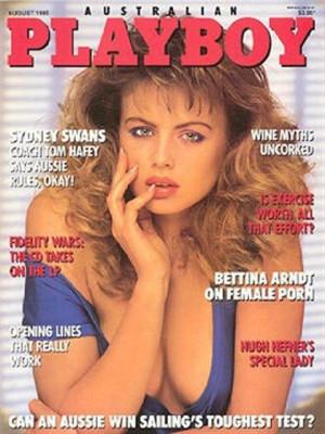 Playboy Australia - Aug 1986