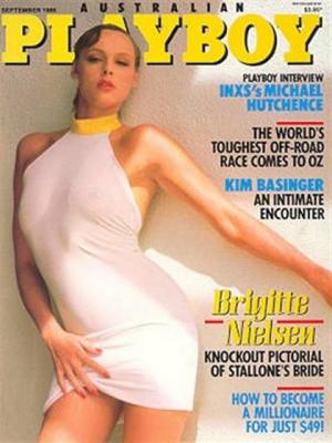 Playboy Australia - Sep 1986