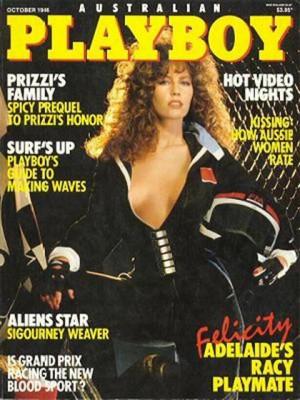 Playboy Australia - Oct 1986
