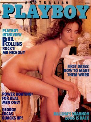 Playboy Australia - Nov 1986