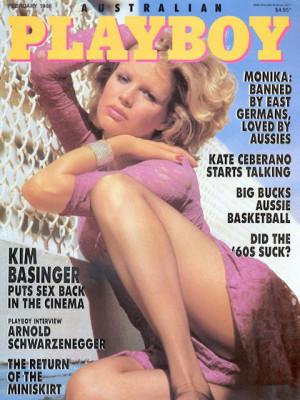 Playboy Australia - Feb 1988